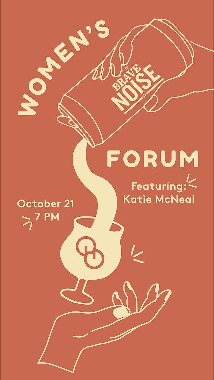 Other Half Brewing Women's Forum - September image