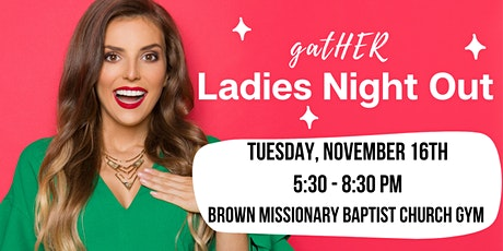 GatHER's Ladies Night Out! tickets