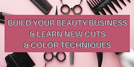 BUILD YOUR BEAUTY BUSINESS tickets