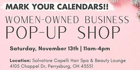 Woman-Owned Business Pop-Up Shop tickets