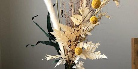 Saturday Pop-Up: Wild & Dried Florals tickets