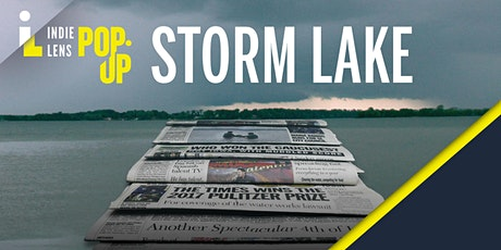 Indie Lens Pop-Up Presents: STORM LAKE tickets