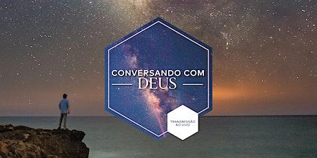 Seminário Conversando com Deus | Outubro de 2021 ingressos