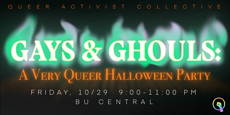 Gays & Ghouls: A Very Queer Halloween Party tickets