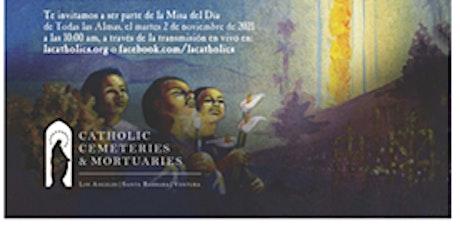 Join virtual Día de Los Muertos prayer vigil at Calvary Cemetery, November tickets