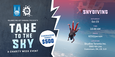 Take to the Sky! A Skydiving Challenge tickets