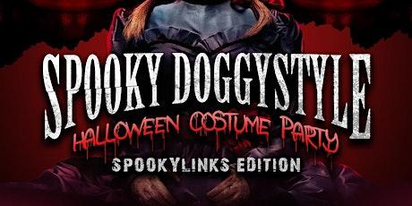 SPOOKYLINKS EDITION HALLOWEEN COSTUME PARTY tickets