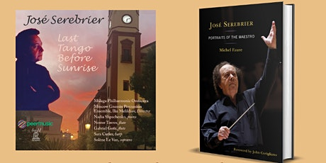 An Evening with Jose Serebrier: Portraits of the Maestro tickets