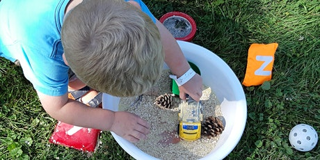 Outdoor EarlyON Bilingual Playgroup at Basil Grover Park-Oct 20th 10:00am tickets