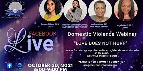 Domestic Violence Webinar tickets