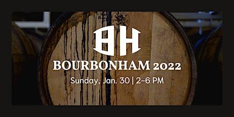 Bourbonham 2022 tickets