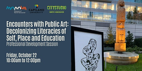 Encounters with Public Art: Decolonizing Literacies tickets