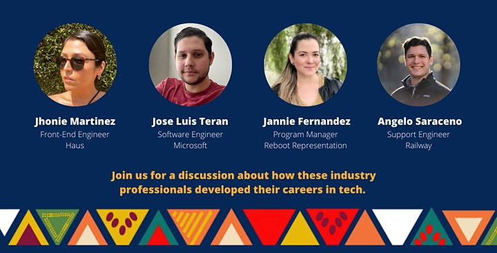 Hispanic Heritage Month:  Careers in Tech image