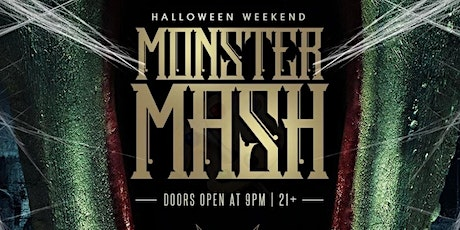 Monster Ball Halloween Party at Ravel Hotel tickets