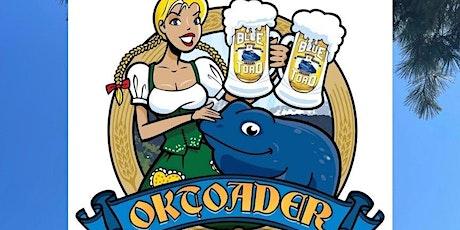 Unlimited  Cider & Beer Tastings Noon - 5pm OkToaderFest! tickets