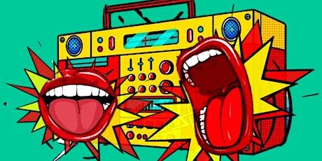 Voice Bxx : R'n'B Karaoke tickets