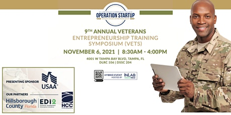 9th Annual Veterans Entrepreneurship Training Symposium (VETS) tickets