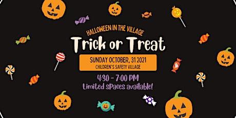Halloween at the Village tickets