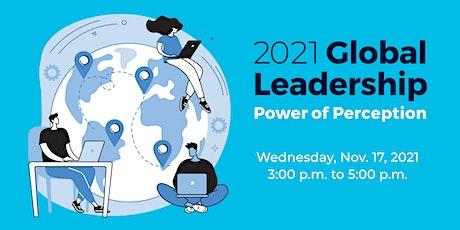 Global Leadership: Power of Perception tickets