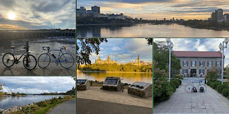 Bike tour around the river // Promenade à vélo autour de la rivière tickets