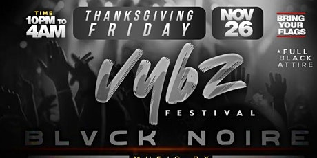 FOREIGN CLASH PT.2 THANKSGIVING FRIDAY tickets