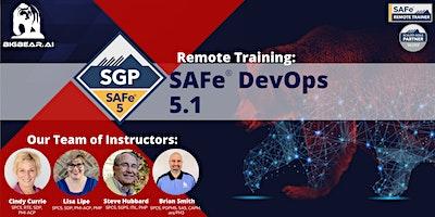 SAFe® DevOps 5.1  – Remote