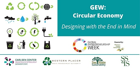 GEW: Circular Economy - Designing with the End in Mind tickets