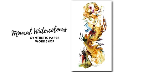 Planetary Gardens -  Watercolour on Synthetic Paper [Level 1] tickets