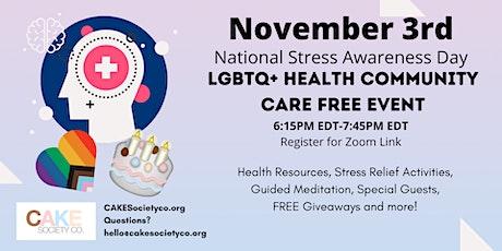 LGBTQ+ Health Community Care tickets