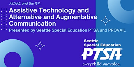 Assistive Technology Presentation with PROVAIL tickets