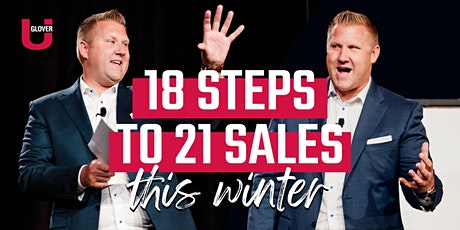 18 Steps to 21 Sales This Winter tickets