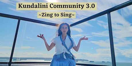 Kundalini Community 3.0 - Zing to Sing tickets