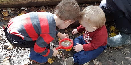 Outdoor EarlyON Playgroup-White Oaks Park (Forest)- October 22nd at10:00am tickets