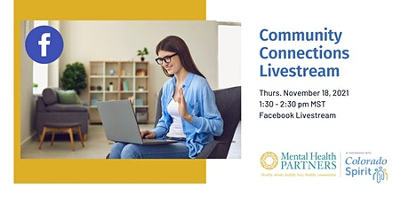 Community Connections Livestream tickets