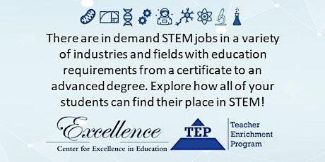 Central Florida STEM College & Career Webinar tickets