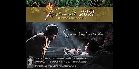 Kerstconcert 2021 Ring Apeldoorn tickets