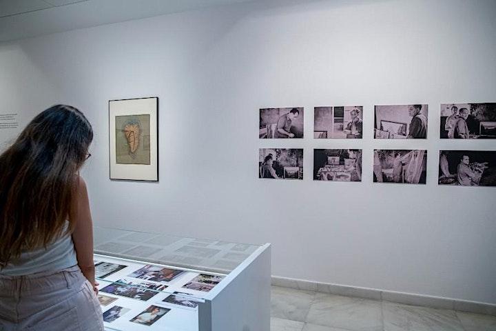 Imagen de Visita guiada del director del CAAM a la exposición 'José Martín'