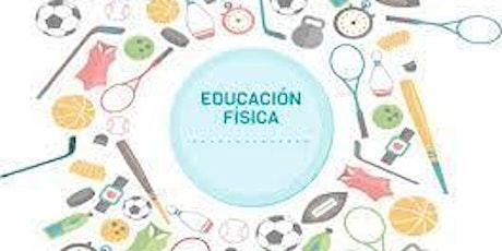 MUESTRA DE EDUCACION FISICA DE 1RO C Y 2DO C   TURNO TARDE entradas
