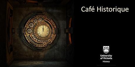 Café Historique tickets