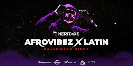 AFROVIBEZ Milwaukee's Biggest AfroBeats Experience (Halloween Edition) tickets