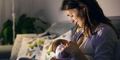 ONLINE - Breastfeeding Basics tickets