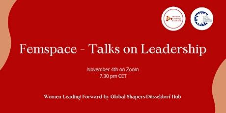 Femspace - Talks on Leadership Tickets