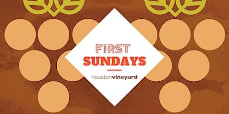 First Sundays // November tickets