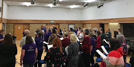 Lincolnshire Vocal Academy Taster Session Lincoln tickets