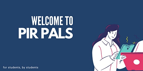 PIRPals In Person Session tickets