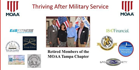 Thriving After Military Service Transition Seminar tickets