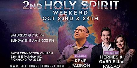 2nd Holy Spirit Weekend tickets