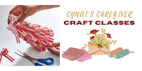 November - Caregiver Craft Classes tickets