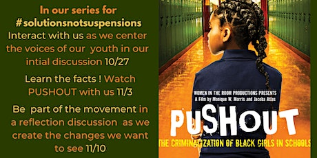 Solutions Not Suspensions Youth Event tickets