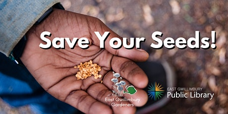 Save Your Seeds! tickets